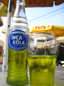 Inca-Kola flickr.com/photos/riggott (CC-BY-SA)