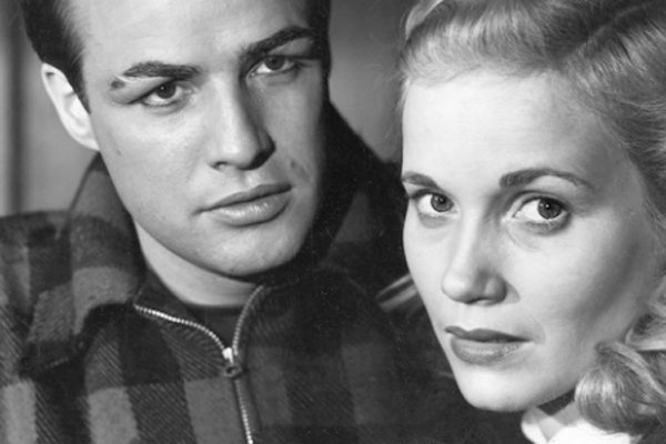 Marlon Brando,  Eva Marie Saint  flickr.com/photos/classicvintage (CC-BY)