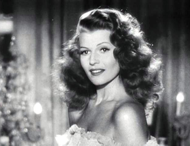 Rita Hayworth, Wikimedia Commons