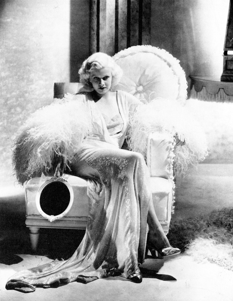 Jean Harlow, flickr.com/photos/slightlyterrific CC