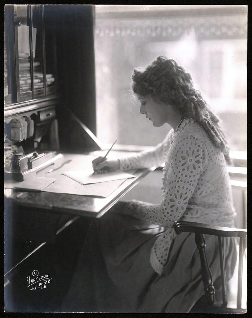 Mary Pickford, fot: mijori/Flickr, lic. CC SA