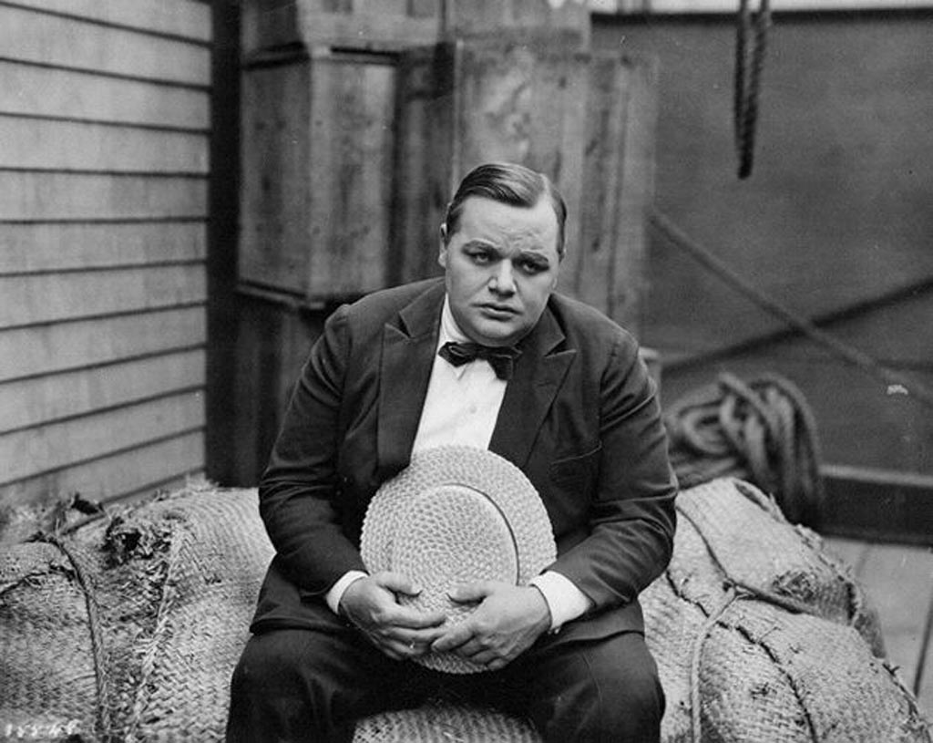 "Roscoe ""Fatty"" Arbuckle people.mtime.com/893782/photo_gallery/"