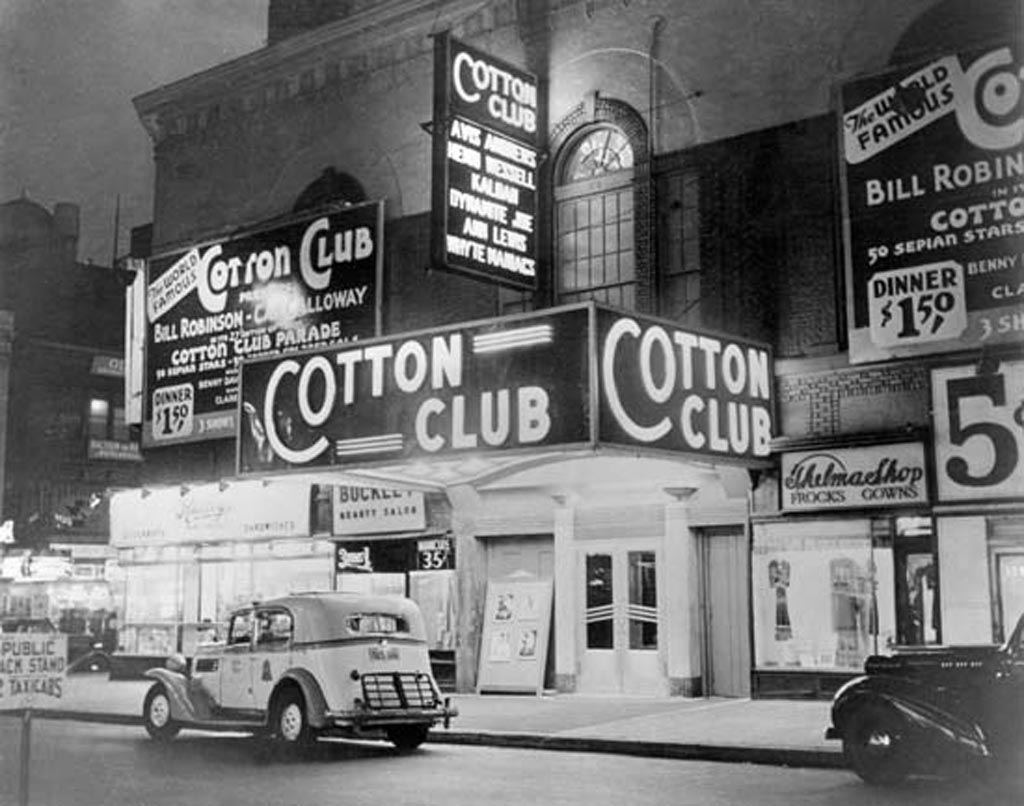 Cotton Club, ok 1930 r.  brittanica, lic. CC