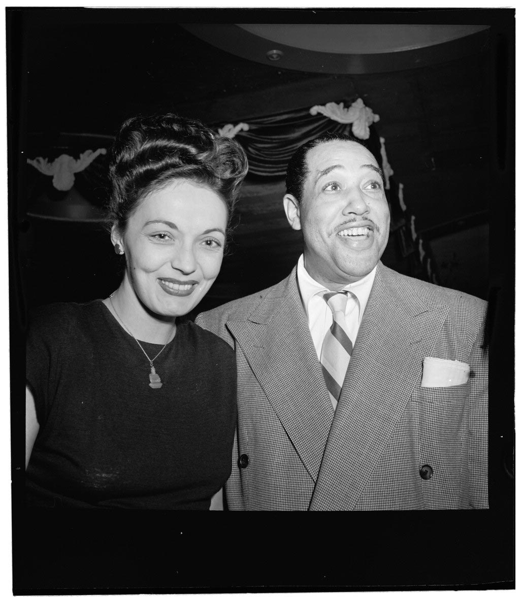 Duke Ellington 1946, fot: library_of_congress/Flickrlic. CC